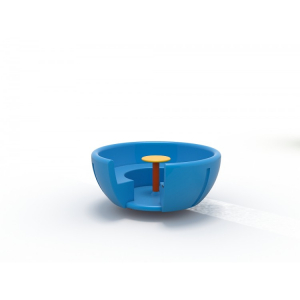 34OE Carusel rotativ Element loc de joaca Ceasca2