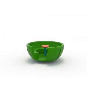 34OE Carusel rotativ Element loc de joaca Ceasca3