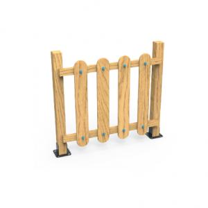 PK.46005/A Gard de împrejmuire loc de joacă0