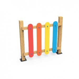 PK.46006/A Gard de împrejmuire loc de joacă0