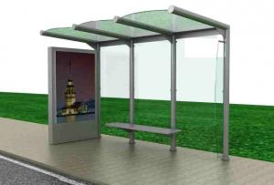 PAPATYA Mobilier urban stradal Statii de autobuz din metal vopsit1