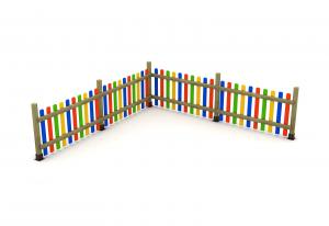 Gard de împrejmuire loc de joacă1