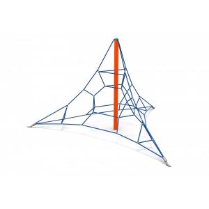 40IP Seria Franghie Echipament loc de joaca cu Cățărătoare Spider0