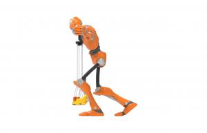 PK.15010/A Leagăn Element loc de joaca ROBOT [2]