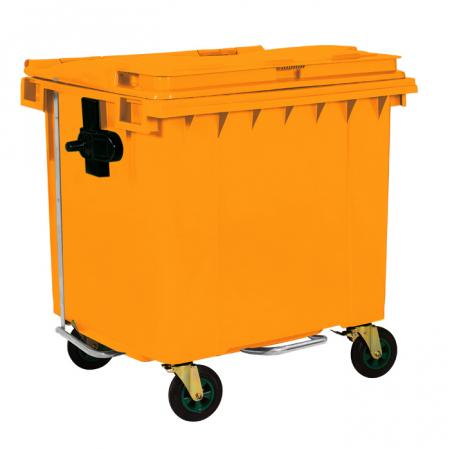 Pubela de plastic pentru deșeuri T 1100 [8]