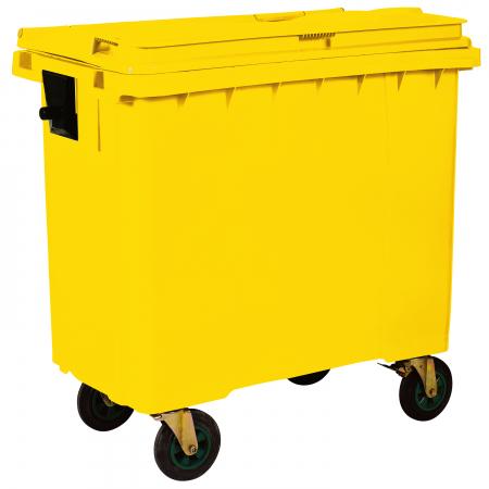 Pubela de plastic pentru deșeuri T 660 [9]