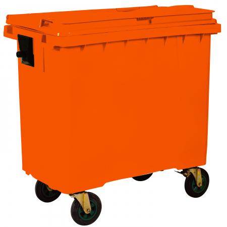 Pubela de plastic pentru deșeuri T 660 [10]