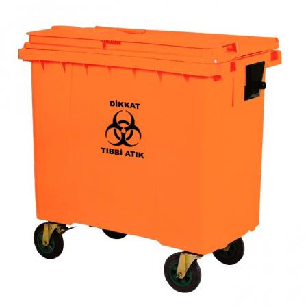 Pubela de plastic pentru deșeuri T 770 [2]