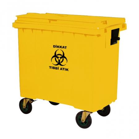 Pubela de plastic pentru deșeuri T 770 [5]