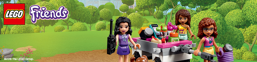 Lego friends categorie