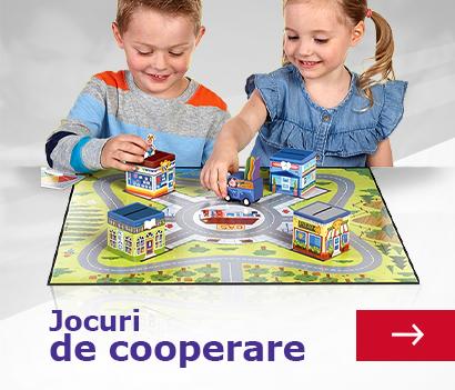 Jocuri de cooperare