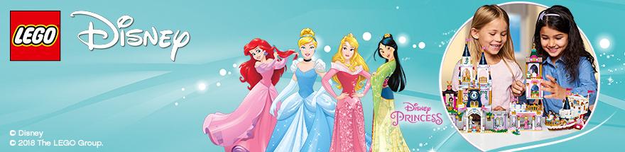 Disney princess - lego
