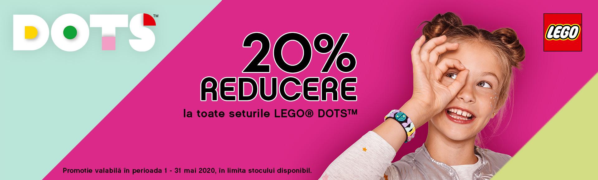 Reducere LEGO Dots