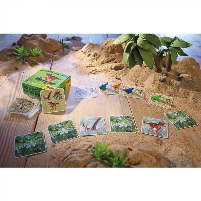 Vânătoarea de dinozauri, joc de memorie și asociere 2