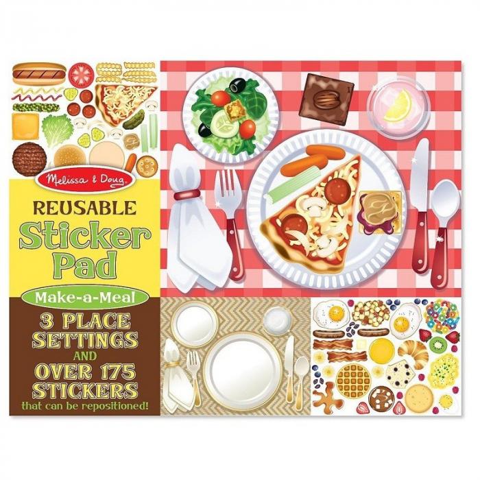 Abțibilduri Alimentele 2