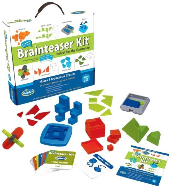 Aha! Brainteaser Kit 1