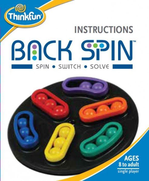 BACK SPIN 0