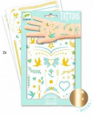 Tatuaje Bijuterii aurii 1