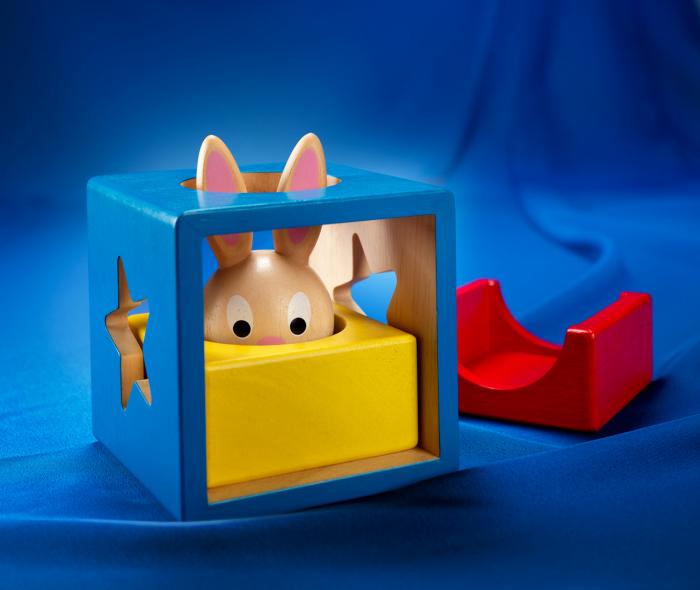 Bunny Boo - joc ascunde iepurașul [2]