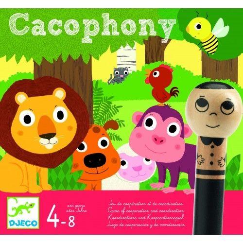 Cacophony, joc de cooperare Djeco 0