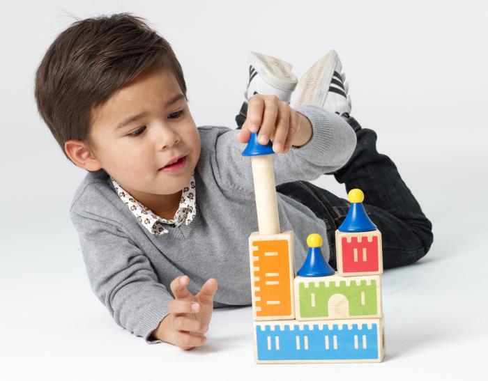 Castle Logix - Joc puzzle 1