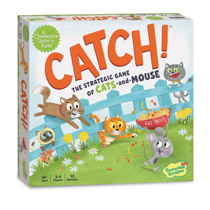 Catch - De-a șoarecele și pisica, joc de strategie 0