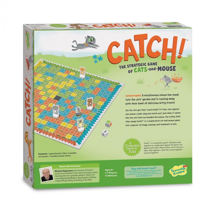 Catch - De-a șoarecele și pisica, joc de strategie 1