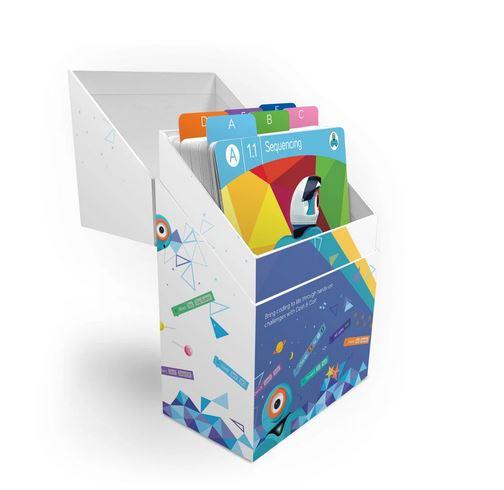 Cartonașe cu provocări de programare 0