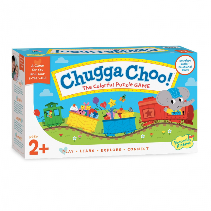 Chugga Choo! - Ciuu-Ciuu, joc de tip puzzle 0