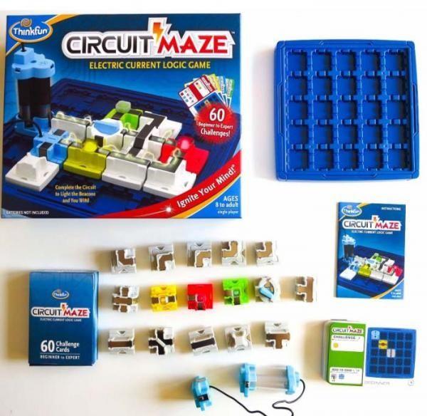 CIRCUIT MAZE 3