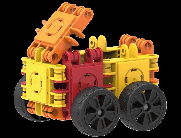 Set de construit Clicformers-Basic 30 piese 2