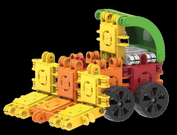 Set de construit Clicformers-Basic 30 piese 3