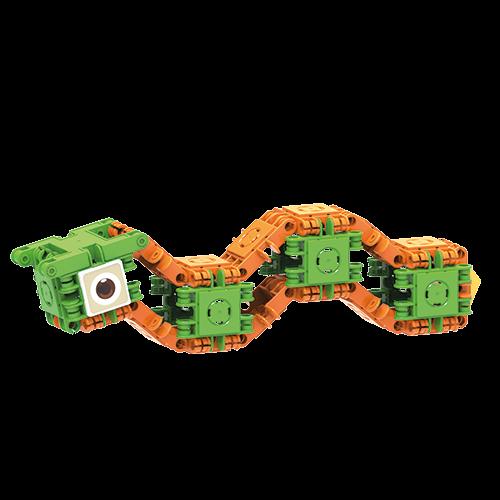 Set de construit Clicformers- Insecte, 30 piese-corect 1