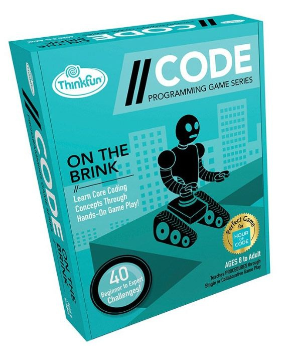 CODE: On The Brink Level 1 0