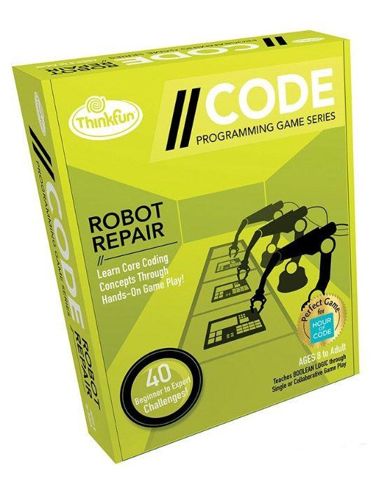 CODE: Robot Repair Level 3 0