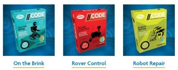 CODE: Robot Repair Level 3 2