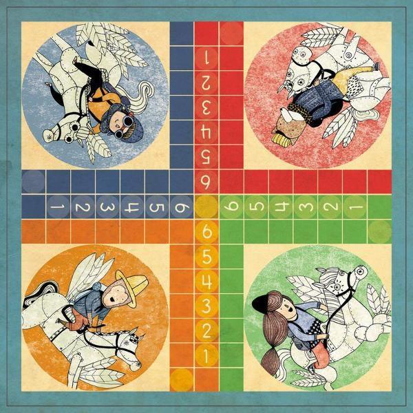 Colecția Djeco - 20 jocuri clasice 1