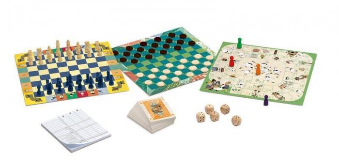 Colecția Djeco - 20 jocuri clasice 5