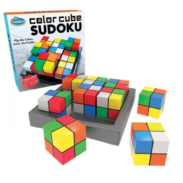 Color Cube Sudoku 1