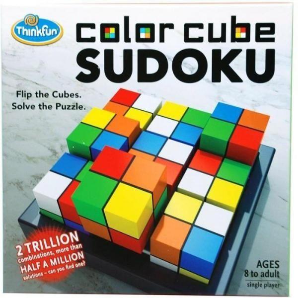 Color Cube Sudoku 0