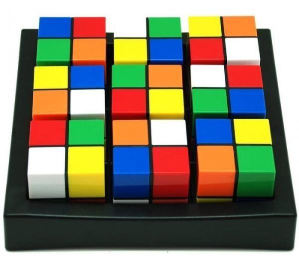 Color Cube Sudoku 2
