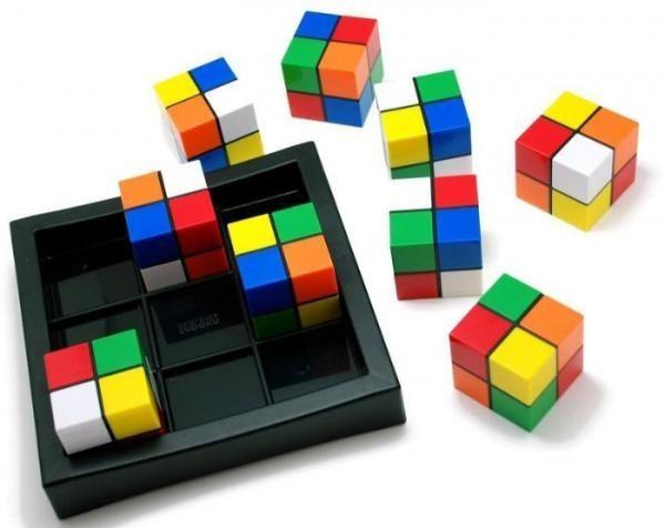 Color Cube Sudoku 3