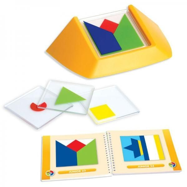 Colour Code, joc pentru preșcolari de la SMART GAMES 1