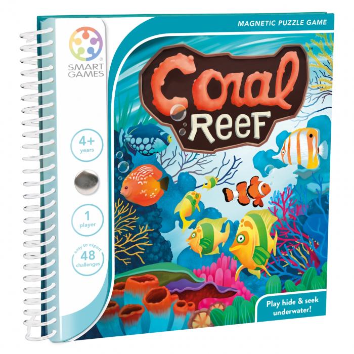 Coral reef, Smart Games 0