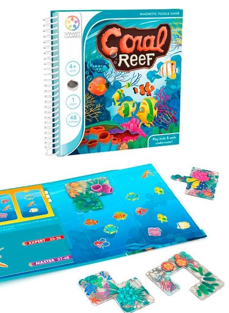 Coral reef, Smart Games 2
