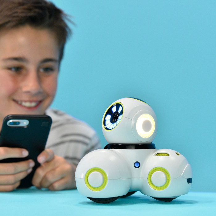 CUE - Robot inteligent programabil - Inteligență artificială 3