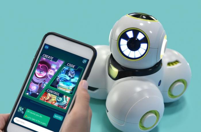 CUE - Robot inteligent programabil - Inteligență artificială 5