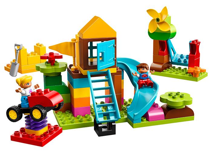 Cutie mare de caramizi pentru terenul de joaca (10864) 1
