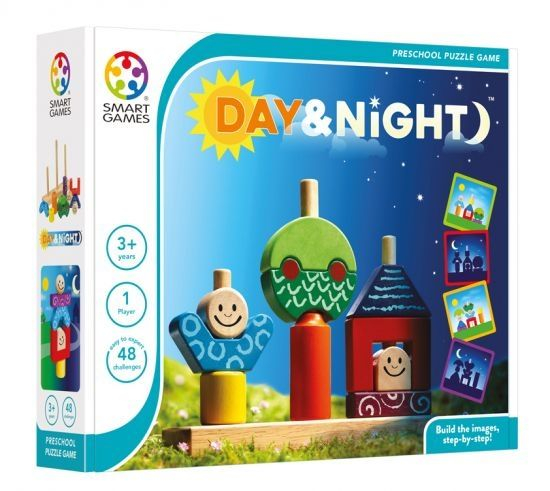 Day & Night Puzzle 3