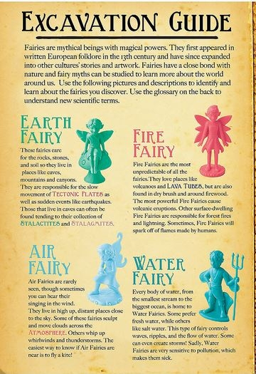 Dig It Up! Discoveries: Fairies 2